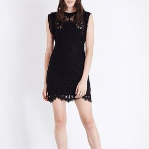 NWT Sandro Ornela Lace dress size 2